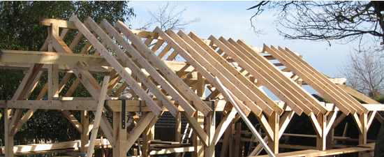 Click For A Gallery Of Timber Roofing Projects.